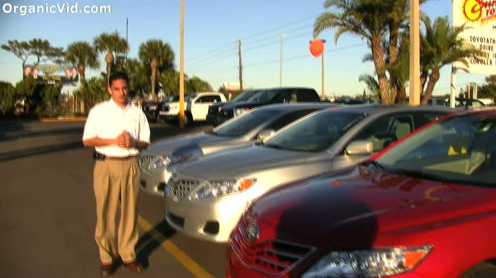 Huge selection 2010 2011 New Toyota Sun Toyota FL