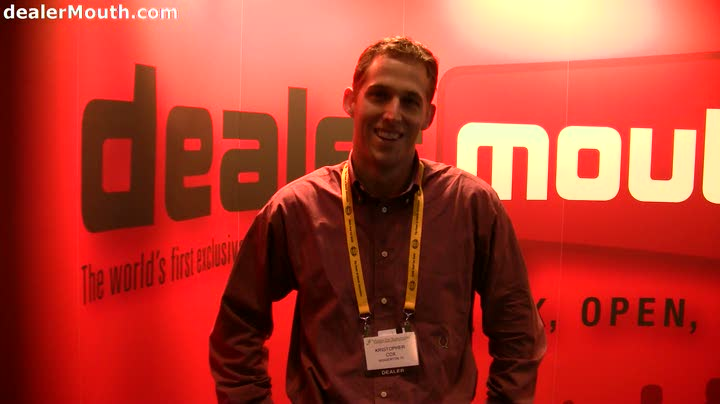 Cox Chevrolet President endorses dealerMouth at NADA 2010