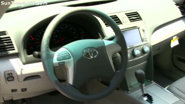 New rare 2011 Toyota Camry LE Sun Toyota