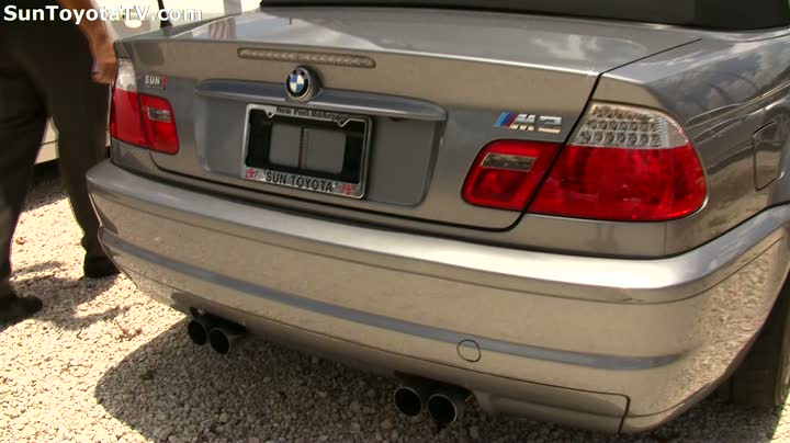 2003 BMW M3 in Holiday Florida SunAutoCenter