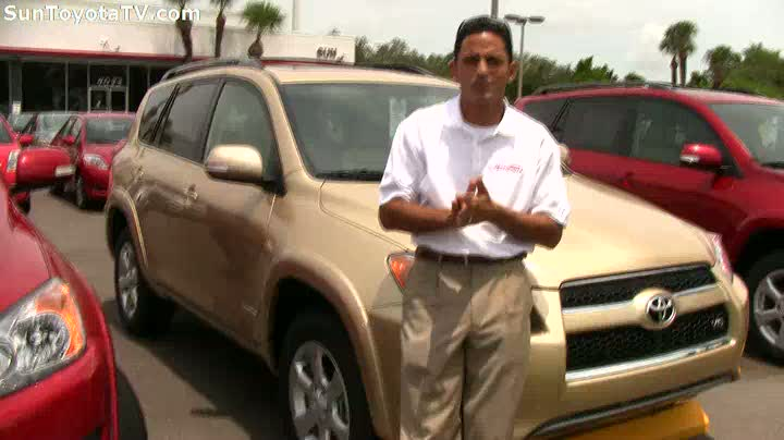 Breaking NEWS on New 2010 Toyota Rav4 Sun Toyota